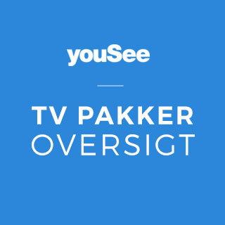 yousee tv pakker